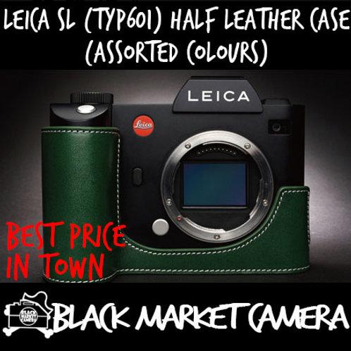 TP Original Leica SL (Typ601) Half Leather Case