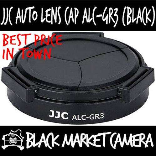 JJC ALC-GR3 Auto Lens Cap (Black) For Ricoh GRIII