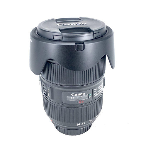 Canon EF 24-105mm F4L IS USM Mark II (used)
