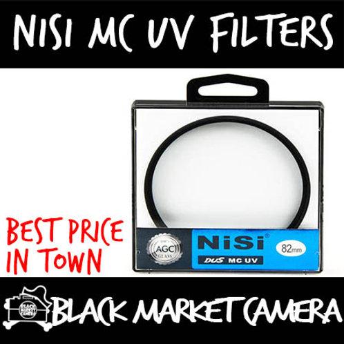 NISI MC UV FILTERS