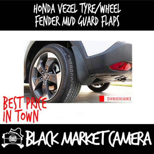 Honda Vezel tyre/wheel fender mud guard flaps