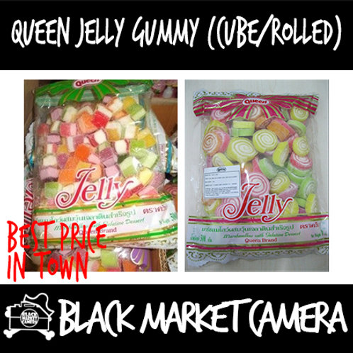 Queen Jelly gummy (Bulk Quantity, 2 Packs for $20) | Available in Cube and