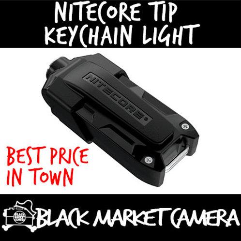 Nitecore TIP 360 Lumens Metal Keychain Light