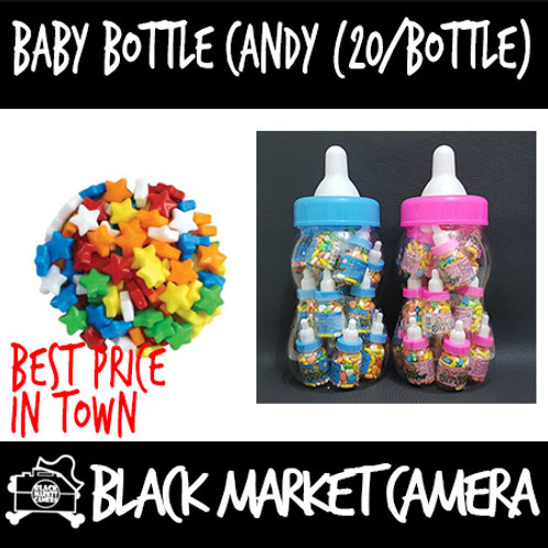 Baby Bottle Candy (Bulk Quantity, 20 Per bottle)