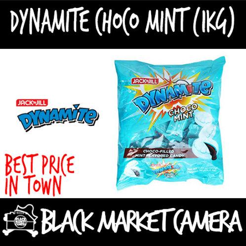 Dynamite Choco Mint Candy (Bulk Quantity, 2 Packs for $24)