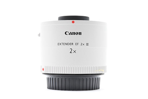 Canon Extender EF 2X III TeleConverter (used)