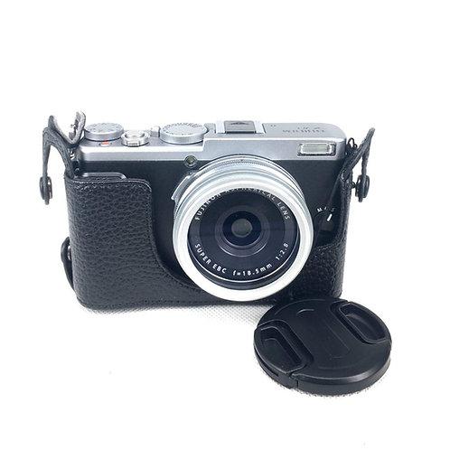 Fujifilm Finepix X70 (16.3MP) Silver Digital Compact