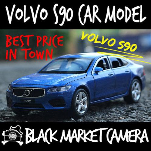 JackieKim 1:32 Volvo S90 Car Model