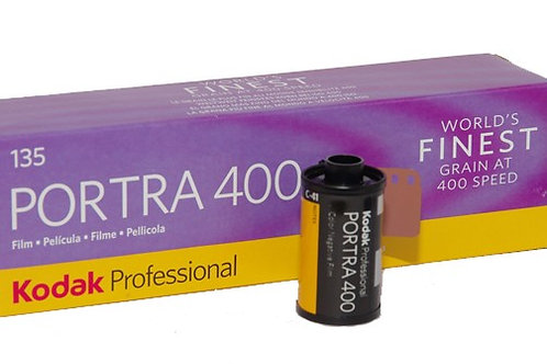 Kodak Portra 400 36 Exp Colour Negative Film (135)