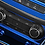 Thumbnail: Mercedes Benz Aircon control cover trim  cla/gla/a-silver