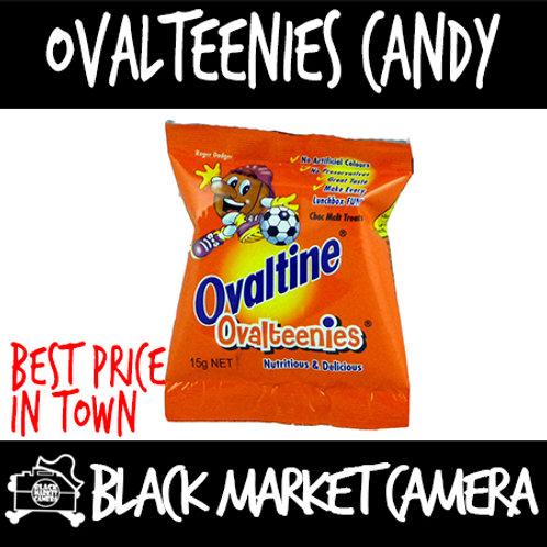 Ovalteenies Candy (Bulk Quantity, 24 packs/Box)