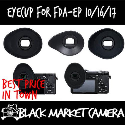 JJC Eyecup for Sony FDA-EP10/16/17