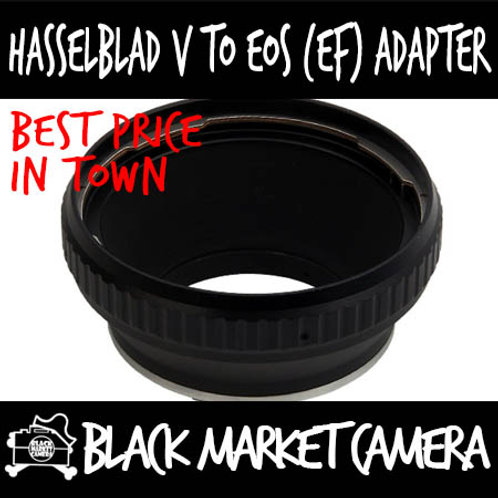 Hasselblad to Canon EOS Lens Adapter