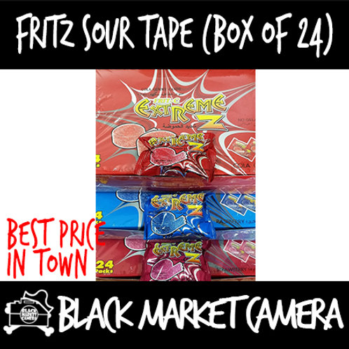 Fritz Sour Tape Candy (Bulk Purchase)