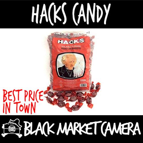 Hacks Candy | Available in Original, Blackcurrant & Honey Lemon *BULK*