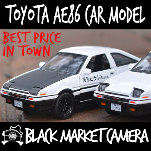 1:32 Toyota AE86 Limited Edition Initial D Car Model