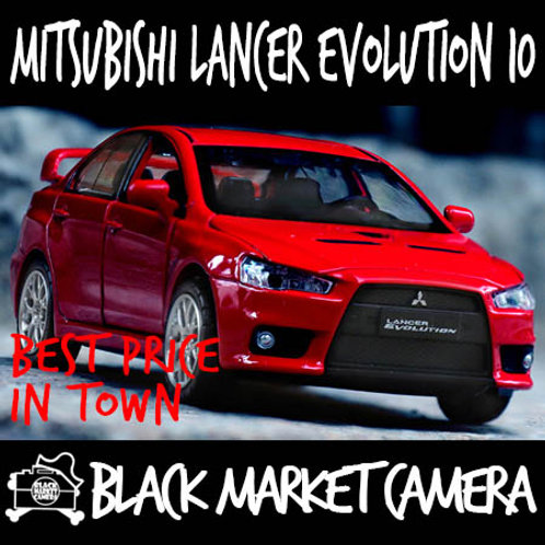 CZ 1:32 Mitsubishi Lancer Evolution 10 Diecast Car Model