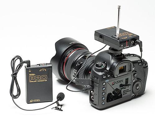 Azden WLX PRO (Wireless Lavalier Mic System)