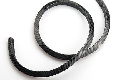 Carbon Fibre Finishing stick-on fender(2wheels)