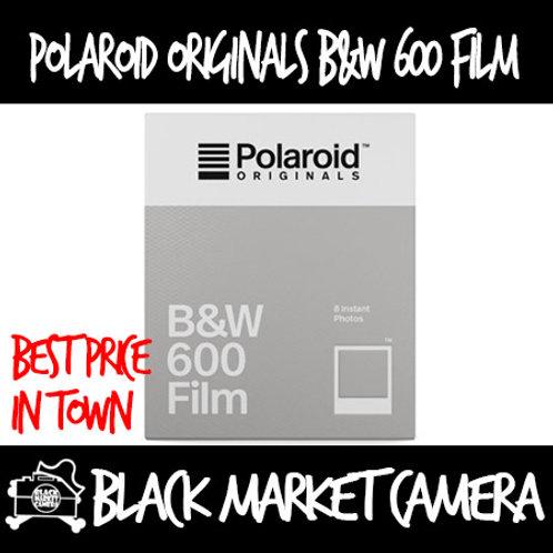 Polaroid Originals Black and White 600 Instant Film