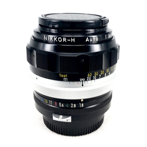 Nikon 85mm F1.8 Auto H Pre Ai (used)