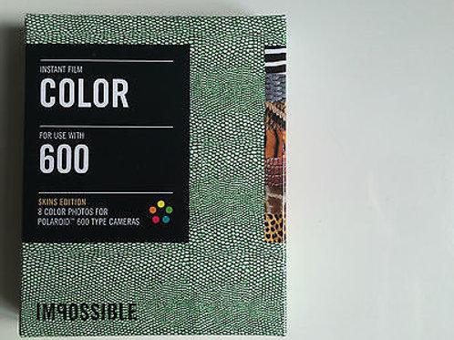 Impossible Polaroid Film for 600