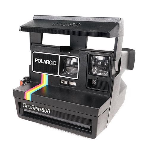Polaroid One Step 600 Rainbow