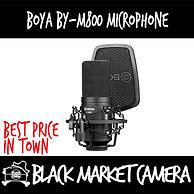 Boya BY-M800 Studio Microphone