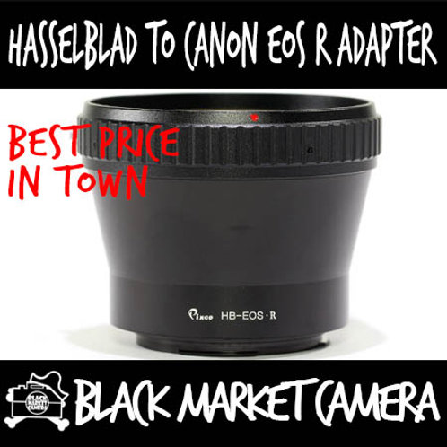 Hasselblad to EOS R Mount Lens Adapter