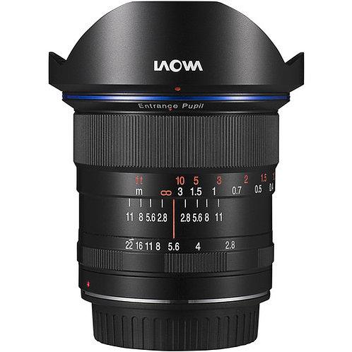 Venus Optics Laowa 12mm F2.8 Zero-D Lens for Canon RF