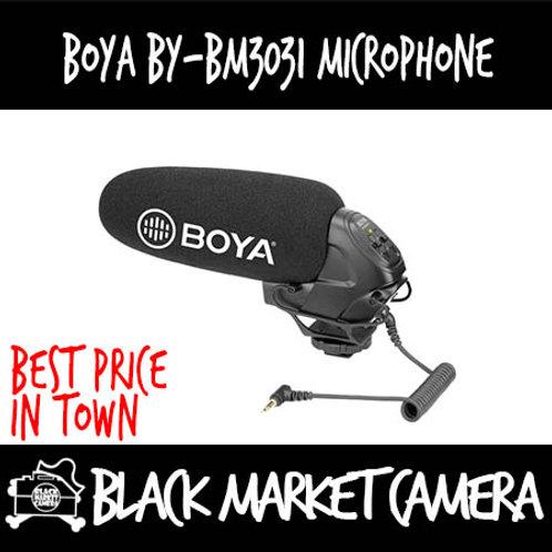 Boya BY-BM3031 Shotgun Microphone