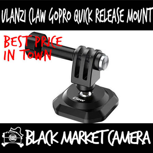 Ulanzi Claw GoPro Quick Release Mount