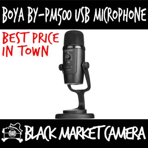 Boya BY-PM500 USB Condenser Microphone