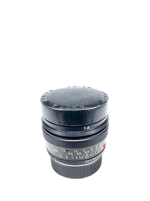 Leica Elmarit-R 16mm f2.8 Fisheye 3-CAM