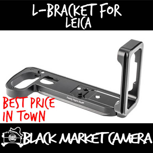 L-Brackets for Leica
