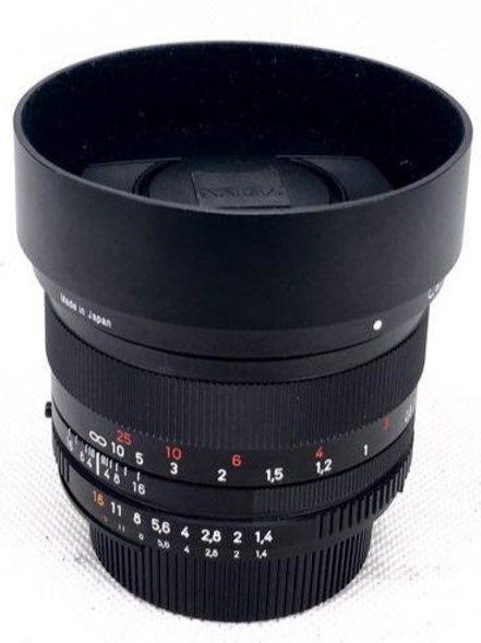 Carl Zeiss Planar T* 50mm f1.4 ZF.2 (used)