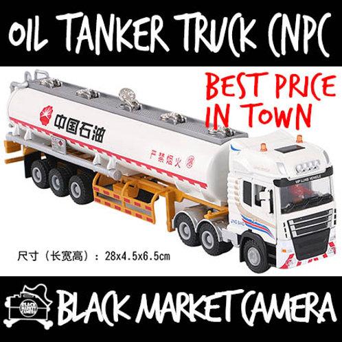 JB 1:50 Oil Tanker Truck CNPC Diecast Model