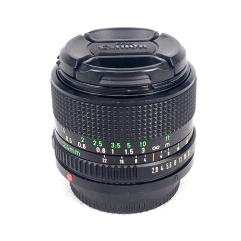 Canon New FD 24mm F2.8 (used)
