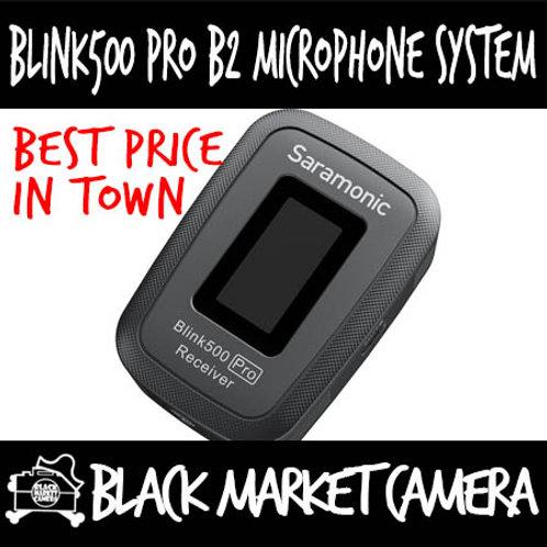 Saramonic Blink500 Pro B2(TX+TX+RX) Wireless Microphone System (Local Warranty)
