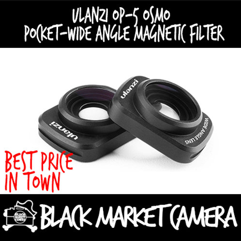 Ulanzi OP-5 OSMO Pocket-Wide Angle Magnetic Filter