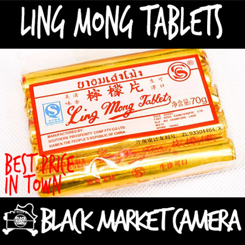 Ling Mong Tablet (3 for $3.90)