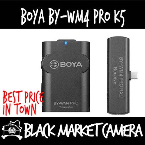 Boya BY-WM4 PRO K5 Microphone