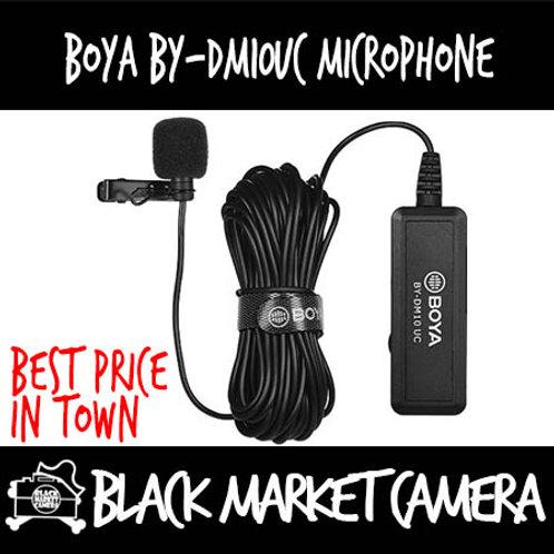 Boya BY-DM10UC Lavalier Microphone
