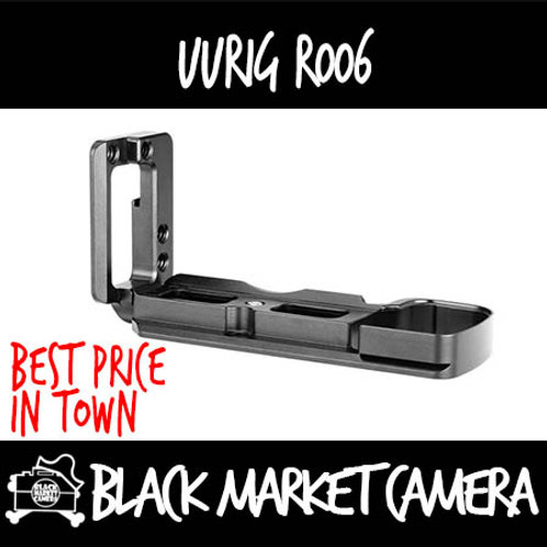 UURig R006 Quick Release plate