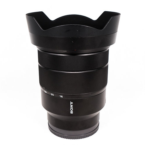 *SOLD* Carl Zeiss FE 16-35mm F4 (used)
