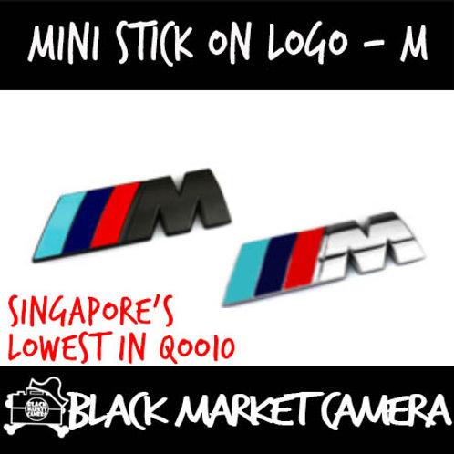 Mini Stick On Logo - M
