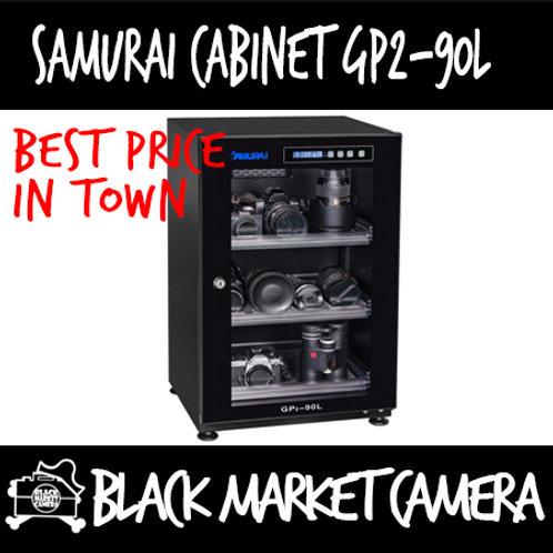 Samurai Dry Cabinet GP2-90L