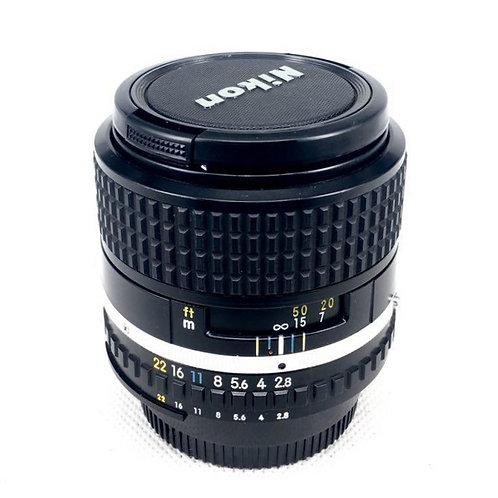Nikon 100mm F2.8 E Series Ais (used)