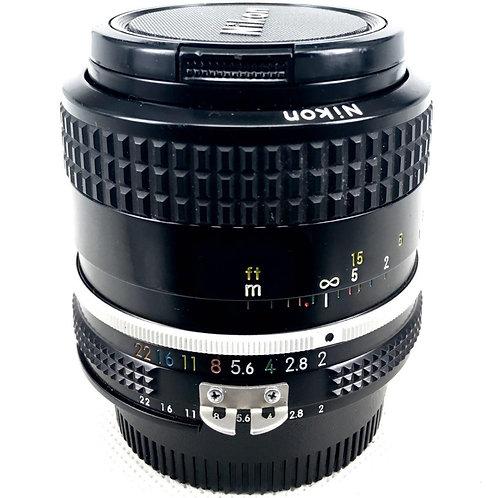 Nikon 35mm F2 Ai (used)