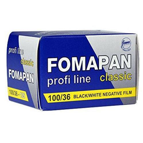 Fomapan 100 Classic (135/36Exp)